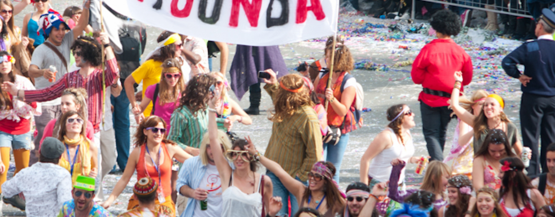 Большой Карнавал в Лимассоле